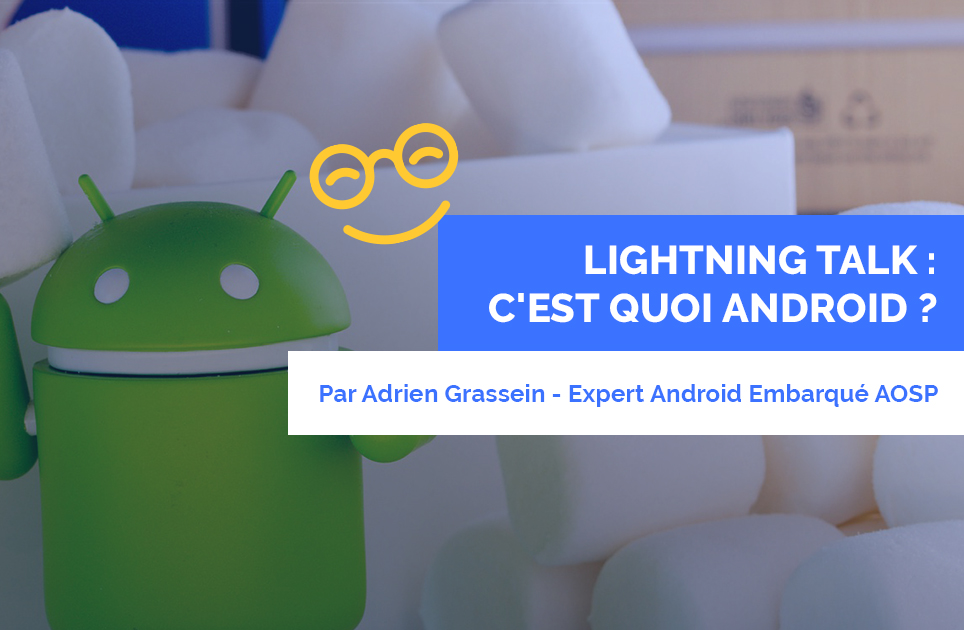 Lightning talk Android