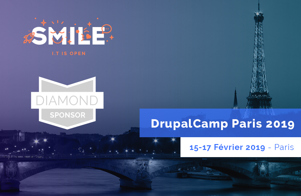 Drupalcamp 2019 Paris
