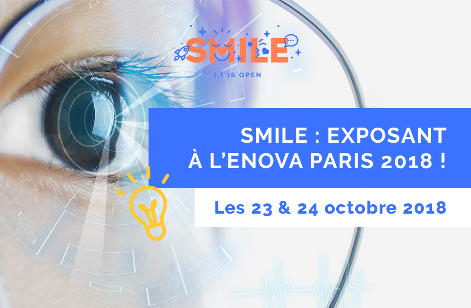 Smile au salon Enova 2018
